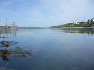 Long Island Pier, West Cork