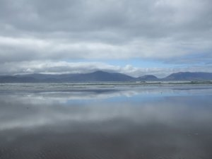 Inch strand, County Kerry
