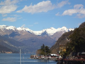 Incredible Lake Como views