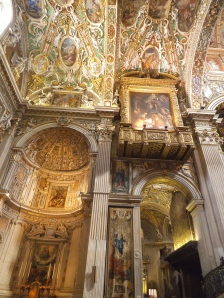 Bergamo stunning church
