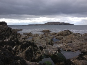 end of cape clear, overlooking sherkin, west cork