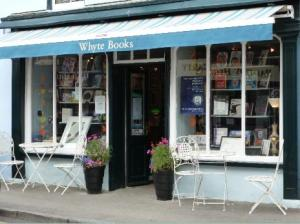 Whyte Books, the bookshop in West Cork