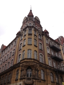 Stunning building in Katowice
