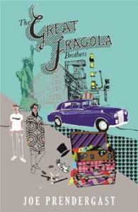 Written by 9 year old Joe Prendergast's first novel