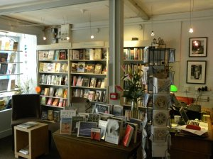 Whyte Books - a cosy haven for readers and writers