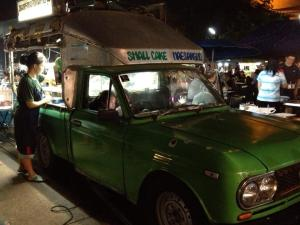 Thai night markets
