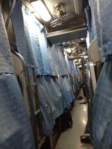 overnight sleeper train bangkok chiang mai