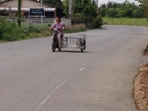 transport thailand