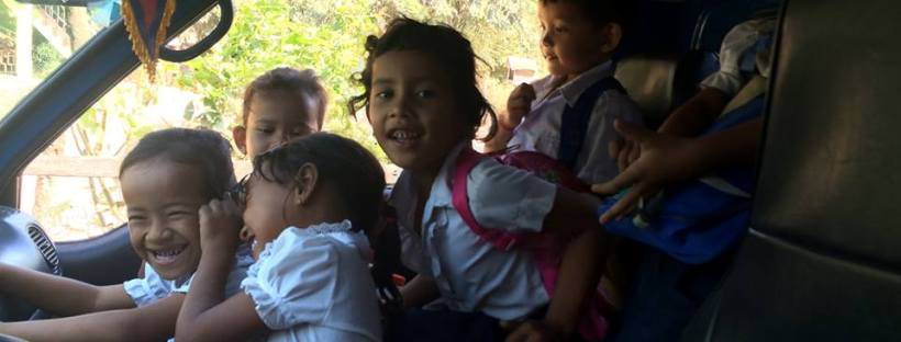 singing kites school cambodia
