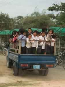 cambodia rural school