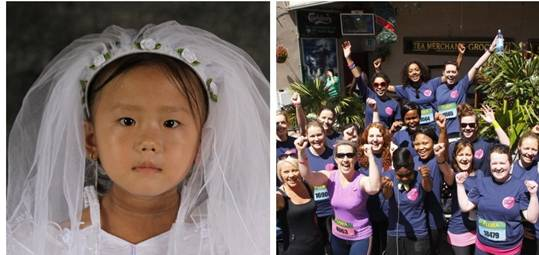 Run for Plan to end child marriage