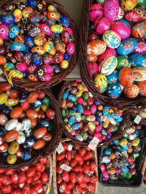 Images of Easter: Krakow