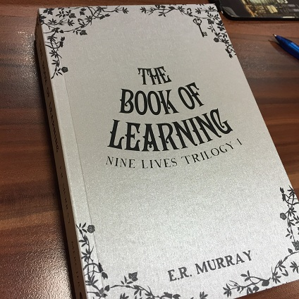 Limited Edition The Book of Learning by ER Murray